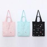手提包 帆布包 手提袋 環保購物袋 【SPC05】 BOBI  10/06