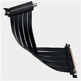 恩傑 NZXT PCIE 直立顯卡彈性延長線 20cm / 90度