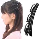 TwinS日式《雙層瀏海夾》新款造型髮夾髮飾1入