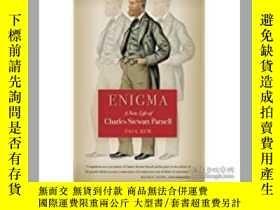 二手書博民逛書店Enigma:罕見A New Life Of Charles S