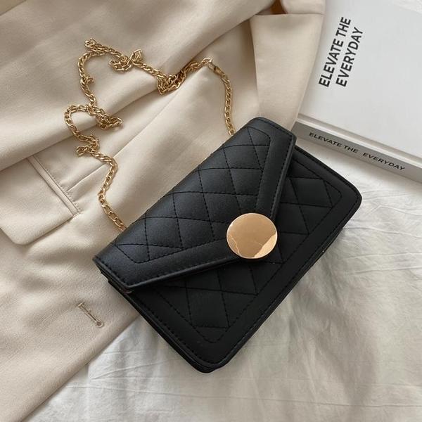 2021新品促銷 流行女士小包包夏季新款網紅洋氣單肩鏈條包百搭ins斜挎包