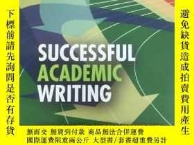 二手書博民逛書店Inside罕見Track to Successful Academic Writing 【英文原版, 佳】Y