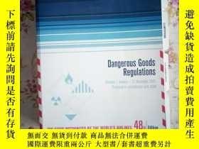 二手書博民逛書店IATA罕見Dangerous Goods Regulation
