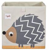 RIHO里和家居 加拿大 3 Sprouts 收納箱 刺蝟 台灣代理商公司貨 扣袋 收納盒