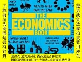 二手書博民逛書店The罕見Economics Book (DK General Knowledge) 經濟學Y449926 N