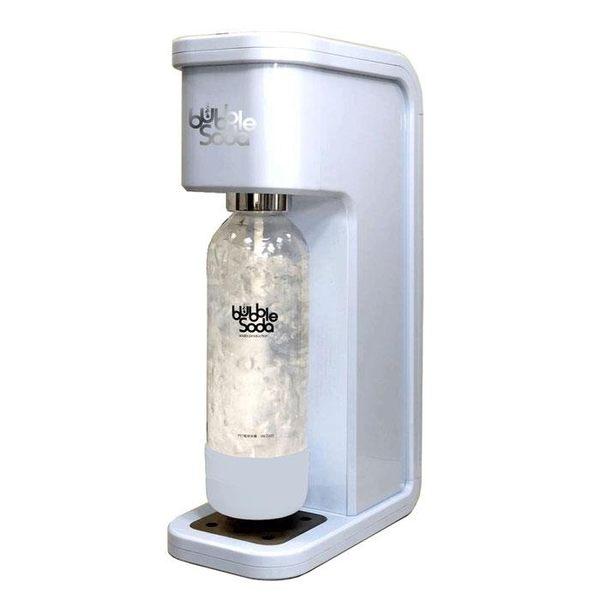 ★限期加贈1L專用水瓶乙支 BubbleSoda 免插電全自動氣泡水機 BS-305 ★不需插電、不用電池