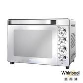 【原廠公司貨+一年保固】Whirlpool WTOM321S 惠而浦 32公升不鏽鋼機械式烤箱