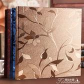 相冊-6寸相冊本大容量橫豎混合家用插頁式皮面家庭影集相簿紀念冊 提拉米蘇