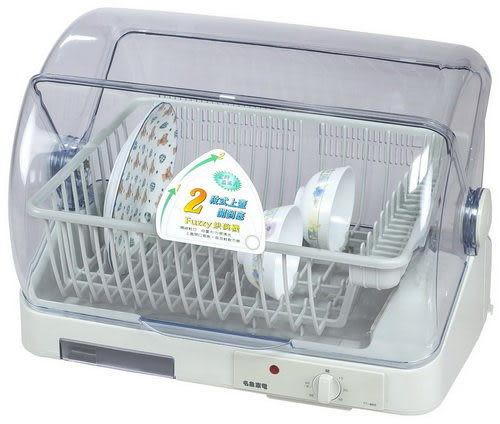 【中彰投電器】名象(溫風式)烘碗機.TT-865【全館刷卡分期+免運費】超貼心設計,可烘奶瓶、砧板~