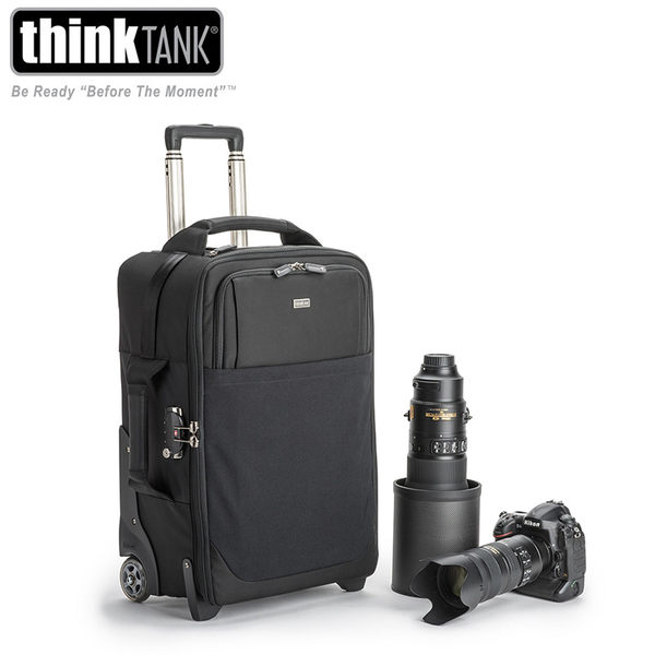 ◎相機專家◎ ThinkTank AIRPORT SECURITY V3.0 安全旅遊行李箱 拉桿箱 TT572 TTP572 AS572 公司貨