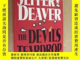二手書博民逛書店The罕見Devil s Teardrop 原版 基本是 Y85