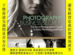 二手書博民逛書店Photography罕見Business Secrets: The Savvy Photographer s G