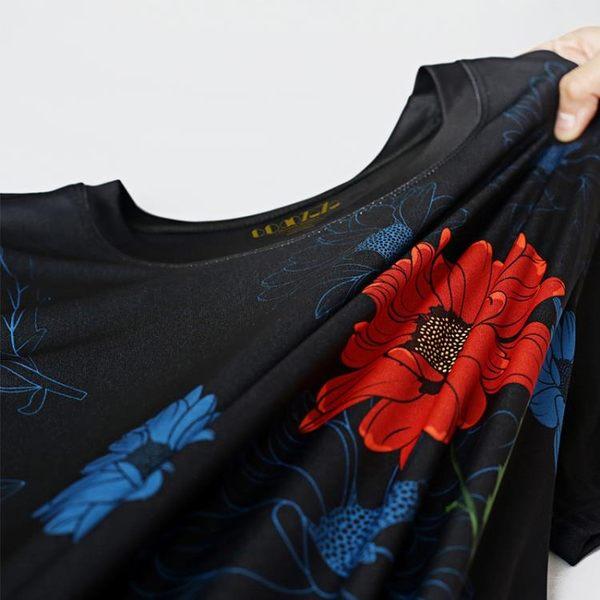 Qoqozozo2018新品甲殼蟲樂隊t恤短袖 周邊服飾學生圓領男短袖潮T