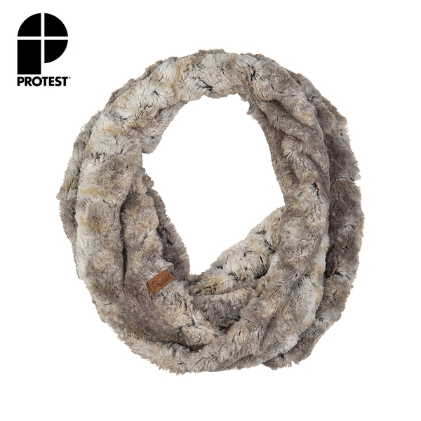 PROTEST 保暖圍巾 (燕麥色) HAKU SCARF