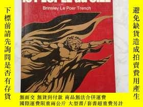 二手書博民逛書店Le罕見people du ciel 法文法語法國Y385290 B. Le Poer Trench 出版