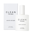 【Clean】White Vetiver 白色香根草 男性淡香水 100ml