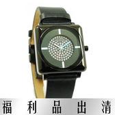 【台南 時代鐘錶 MORRIS K】小豬羅志祥 MK09165-WB03 愛不單行 閃亮超人氣鑽錶 公司貨