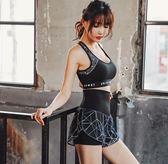 百思絨 跑步運動短褲女防走光透氣健身褲高腰瑜伽短褲寬鬆速干褲洛麗的雜貨鋪