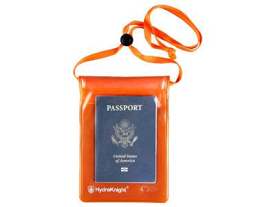 【Hippo】WP粘扣式證照袋防水袋 B10032H1《XS》 / 防水夾鏈帶+魔鬼粘+雙重防水+防潑水