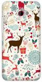 ✿ 3C膜露露 ✿ 【麋鹿*水晶硬殼】HTC Butterfly S 手機殼 手機套 保護套 保護殼