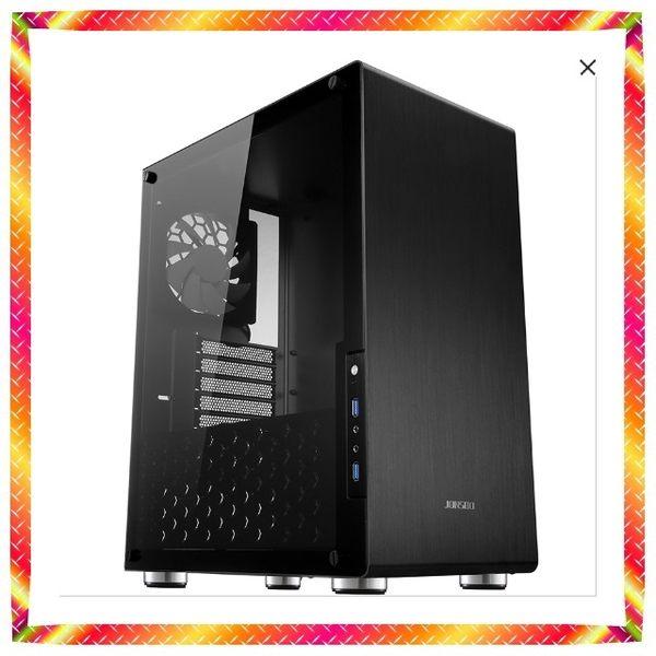 華碩Z390主機搭載九代 i5-9600KF 水冷酷炫RGB GTX1650獨顯 美型機