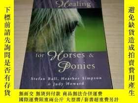 二手書博民逛書店Emotional罕見Healing For Horses &