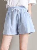 運動短褲女寬鬆夏季薄款休閒直筒褲子2020新款韓版潮外穿百搭熱褲 依凡卡時尚