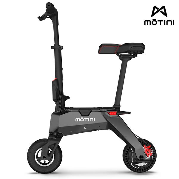 (客約)【MOTINI】EM-8 迷尼 鎂合金 36V鋰電 2.5AH LED燈 摺疊電動車
