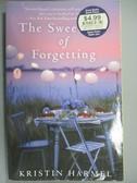【書寶二手書T6/原文小說_IQH】The Sweetness of Forgetting_Harmel, Kristi