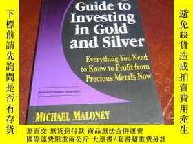 二手書博民逛書店Guide罕見to investing in gold and silverY14635 Michael ma