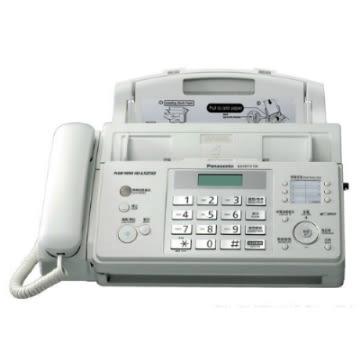 台灣哈里 國際 Panasonic  普通紙轉寫式傳真機 KX-FP711TW