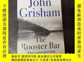 二手書博民逛書店the罕見rooster barY271632 john cri