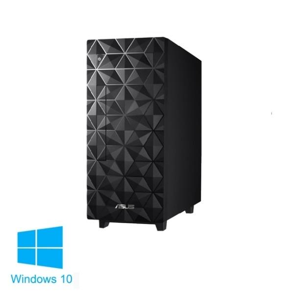 ASUS 華碩 i3四核心桌上型電腦(i3-10100/4G/512G_SSD/WIN10) H-S300MA-310100060T