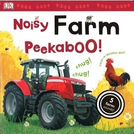【農場聲音書】NOISY FARM PEEKABOO /翻頁聲音書