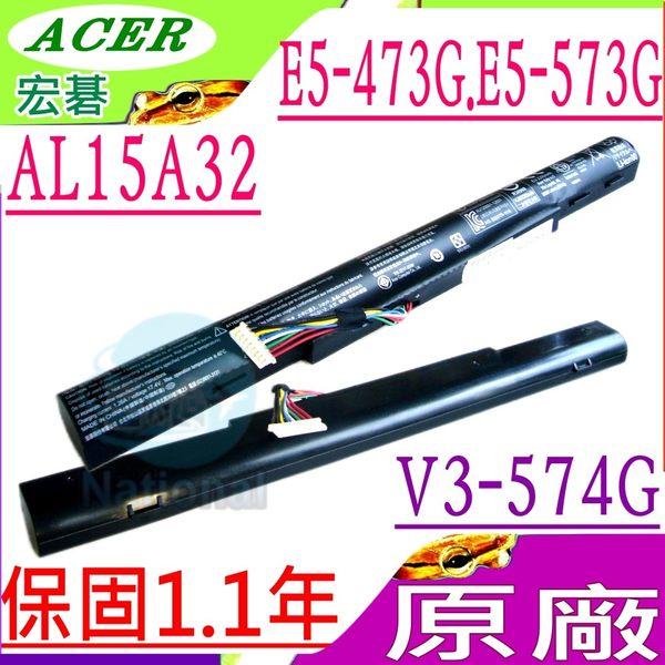 ACER AL15A32 電池(原廠)-宏碁 E5-473G-31N6 , E5-473G-35,E5-473G , E5-473G-55 , E5-573G,E5-772,E5-772G,E5-532G