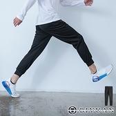 輕量化 網眼運動褲【OBIYUAN】 超透氣 縮口褲 彈性長褲 休閒褲 【SP0021】