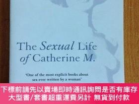 二手書博民逛書店The罕見Sexual life of Catherine M.Y241565 Catherine Mille