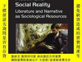 二手書博民逛書店Fiction罕見And Social Reality-小說與社會現實Y436638 Mariano Long