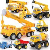 起重機吊車工程車玩具汽車模型