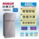 6期0利率 SANLUX台灣三洋 480...