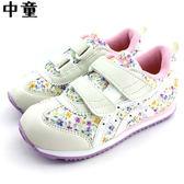 《7+1童鞋》中童 ASICS SUKU MEXICO NARROW MINI CT 3 亞瑟士運動鞋 輕量機能鞋 5156 紫色