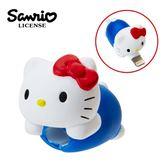 【日本正版】凱蒂貓 充電線 保護套 iPhone專用 保護線套 咬線器 Hello Kitty 三麗鷗 Sanrio - 817919