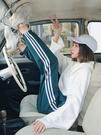 運動褲女運動褲女潮春秋季新款韓版寬鬆休閒束腳褲學生百搭哈倫褲聖誕交換禮物