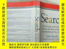 二手書博民逛書店The罕見search--- how google and ri