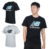 NEW BALANCE男短袖T恤(短T 慢跑 路跑 NB 免運 ≡排汗專家≡