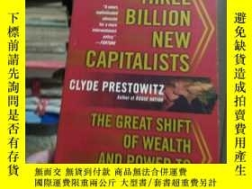 二手書博民逛書店Three罕見Billion New CapitalistsY246860 Three Billion New