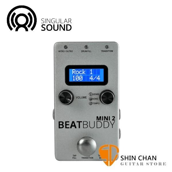 SINGULAR SOUND BEATBUDDY MINI2 節奏機/鼓機【BB MINI2鼓機】