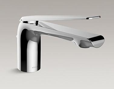 【麗室衛浴】美國 KOHLER 新品上市 Avid 系列  面盆龍頭 K-97345T-4-CP