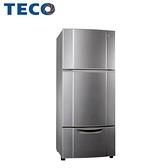 東元 TECO R4765VXLH  477L 變頻三門冰箱