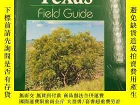 二手書博民逛書店Trees罕見of Texas Field Guide (Tree Identification Guides)